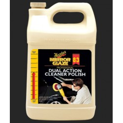 M83 Mirror Glaze Dual Action Cleaner Polish - 1 gal