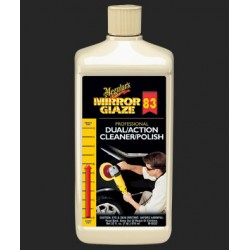 M83 Mirror Glaze Dual Action Cleaner Polish - 32 oz.