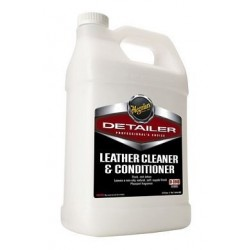 Meguiar's D18001 Leather Cleaner and Conditioner - 1 Gallon