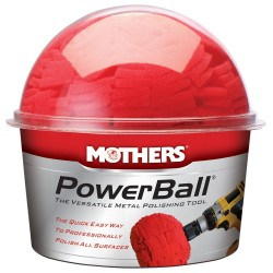 MOTHERS 05140 PowerBall Polishing Tool